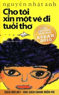 Tải sách Cho tôi xin một vé đi tuổi thơ ebook PDF/PRC/EPUB/MOBi miễn phí