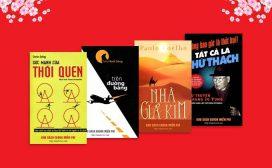 5 tựa sách hay đọc dịp Tết