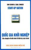 Tải sách Quốc gia khởi nghiệp ebook PDF, PRC, EPUB, MOBI bởi Dan Senor / Saul Singer