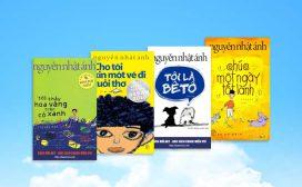 Tuyển tập những cuốn sách hay của Nguyễn Nhật Án