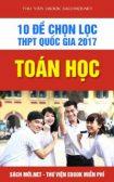 Tải bộ 10 đề thi thử chọn lọc THPT quốc gia Toán