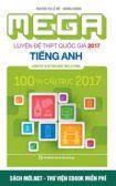 Tải ebook MEGA Luyện đề THPT 2017 Tiếng Anh - Megabook