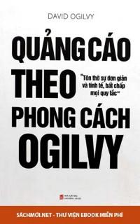 Tải ebook Quảng cáo theo phong cách Ogilvy PDF/PRC/EPUB/MOBI