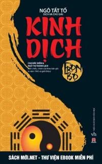 Tải ebook Kinh Dịch Trọn Bộ PDF/PRC/EPUB/MOBI