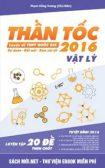Tải sách Thần Tốc Luyện Đề THPT Quốc Gia - Môn Vật Lý PDF