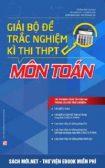 Tải sách Giải bộ đề trắc nghiệm kỳ thi THPT môn Toán PDF