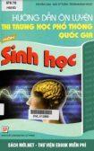Tải sách Hướng dẫn ôn luyện thi THPT Quốc gia môn Sinh học
