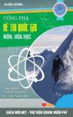 Tải sách Công phá đề thi Quốc Gia môn Hóa PDFq