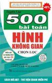 Tải sách Tuyển tập 500 bài toán Hình Không Gian chọn lọc PDF