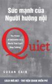 Download sách Quiet - Sức Mạnh Của Người Hướng Nội PDF/PRC/EPUB/MOBI
