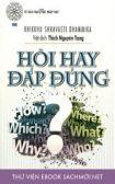 Download sách Hỏi Hay - Đáp Đúng PDF/PRC/EPUB/MOBI/AZW3