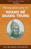 Download sách Những khám phá về hoàng đế Quang Trung PDF/PRC/EPUB/MOBI/AZW3